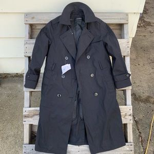 Garrison Collection Army waterproof trench coat